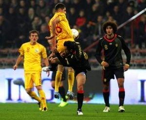Romania a scapat ieftin din amicalul cu Belgia