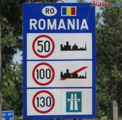 Romania a trimis politisti la granita dintre Ungaria si Austria, pentru a gestiona valul de romani care vin spre tara