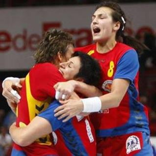 Romania a umilit Portugalia si s-a calificat la Campionatul European de handbal