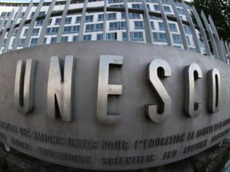 Romania a votat impotriva aderarii Palestinei la UNESCO