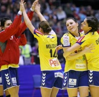 Romania a zdrobit Serbia la Campionatul European