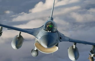 Romania ar putea cumpara avioane F16 second-hand