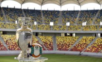 Romania ar putea gazdui mai multe meciuri de la Campionatul European de fotbal