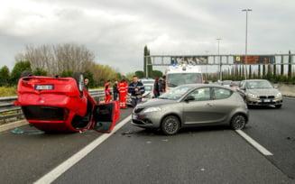 Romania are cea mai ridicata rata a deceselor cauzate de accidente rutiere din Uniunea Europeana