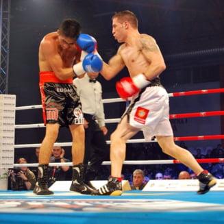 Romania are inca un boxer de top
