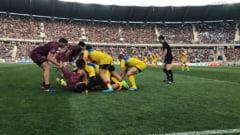 """Romania are onoarea sa joace in meciul de deschidere la CM de rugby. Grupa infernala pentru """"stejari"""""""