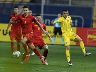Romania castiga in Muntenegru, dar termina grupa din Liga Natiunilor pe locul doi