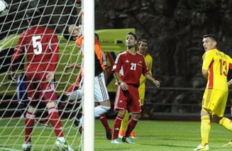 Romania castiga la scor in Andorra