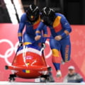 Romania castiga medalia de aur in proba de bob doua persoane la Campionatul Mondial de tineret