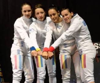 Romania castiga medalia de aur la Europenele de spada dupa o finala dramatica impotriva Rusiei