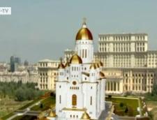Romania construieste o catedrala, cand se inchid trei scoli pe zi - reportaj Deutsche Welle (Video)