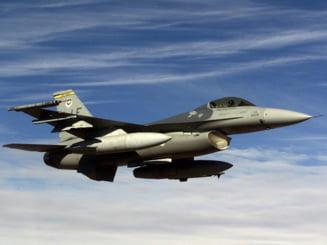 Romania cumpara avioane F-16 din Portugalia - prima transa de 100 de milioane de euro, achitata (Video)