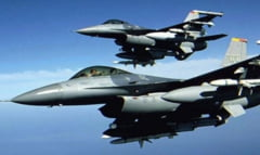 Romania cumpara inca 5 avioane F16, ce vor fi modernizate si intretinute la Aerostar Bacau