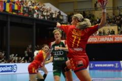 Romania debuteaza la Campionatul European de hanbal feminin impotriva Germaniei