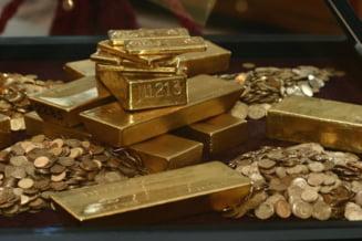 Romania detine cea mai mare rezerva de aur din regiune