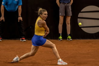 Romania e invinsa dramatic de Franta in semifinalele Fed Cup