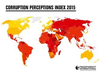 Romania e mai corupta ca Namibia sau Surinam: Spuneti ca v-ati saturat! (Video)