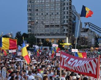 Romania este fostul stat comunist impartit pe feude mici, in care fiecare lider se vrea Nicolae Ceausescu Interviu