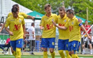 Romania face spectacol la Cupa Mondiala de minifotbal