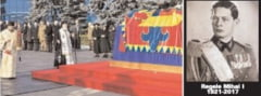 Romania in doliu dupa Regele Mihai I