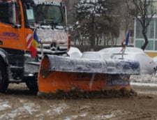 Romania in nameti - UPDATE S-a redeschis Autostrada Soarelui. Mai este inchis doar un segment de drum national