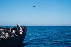 Romania incepe si ea sa simta criza refugiatilor: O noua ruta a imigrantilor s-a deschis pe Marea Neagra