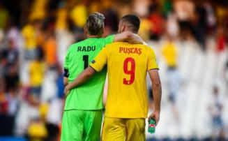 Romania intalneste Feroe intr-o zi cu multe esecuri in istoria echipei nationale