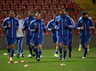 Romania intalneste Grecia in barajul pentru Cupa Mondiala din 2014