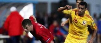 Romania invinge Albania in meci amical, dar nu convinge