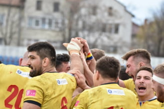 Romania invinge Belgia in deplasare in ultimul meci din 2019. Pe ce loc am incheiat Rugby Europe Championship