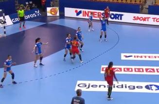 Romania invinge Croatia la Campionatul European de handbal. Calificare superba in grupele principale