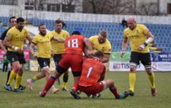 Romania invinge dramatic Rusia la rugby