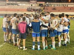 Romania invinge la limita Brazilia intr-un meci test la rugby
