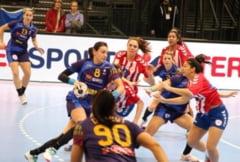 Romania joaca pentru calificarea in sferturi la Campionatul Mondial de handbal feminin
