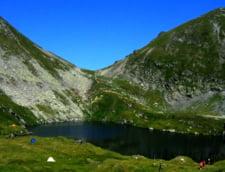 Romania la picior - Lacul Capra