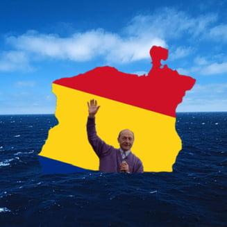 Romania lui Basescu se scufunda