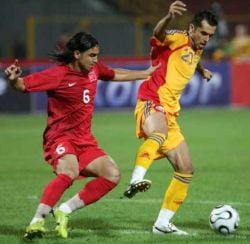 Romania negociaza disputarea unui meci amical cu Turcia