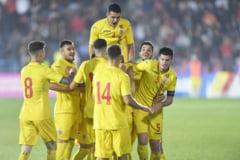 Romania nu este inclusa de casele de pariuri printre favoritele la castigarea medaliei de aur la JO 2020, in turneul de fotbal