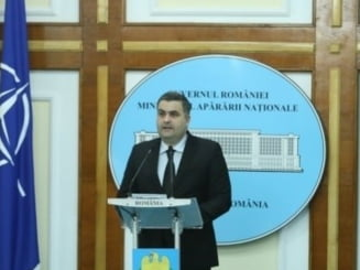 Romania nu mai cumpara acum corvete. Ministrul Les spune ca nu ne vom respecta angajamentul de membru NATO