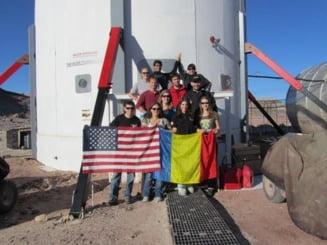 Romania participa la programul spatial NASA - Mars Desert Research Station