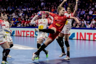 Romania pierde cu Ungaria si tremura pentru calificarea in semifinalele Campionatului European de handbal feminin