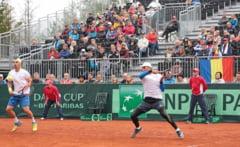 Romania pierde in Cupa Davis in fata Austriei, dupa un meci mare facut de Frunza cu locul 7 mondial