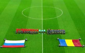 Romania pierde in ultimul minut amicalul cu Rusia