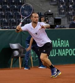 Romania pierde meciul de baraj cu Polonia din Cupa Davis, dupa o partida decisiva