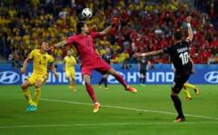 Romania pierde rusinos cu Albania si este eliminata de la EURO 2016