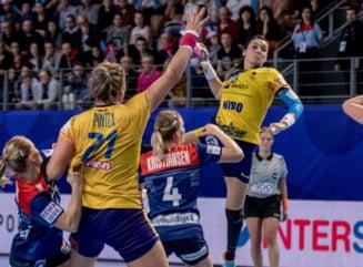 Romania pierde un meci cu final de infarct la Campionatul Mondial de handbal feminin