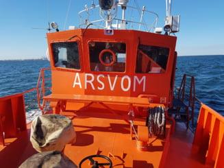 Romania primeste doua nave specializate in salvarea oamenilor pe mare