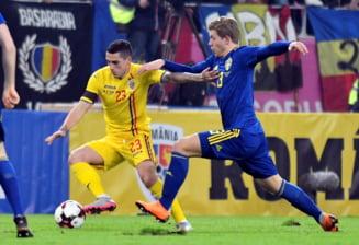 Romania rateaza calificarea directa la EURO 2020 dupa o evolutie lamentabila