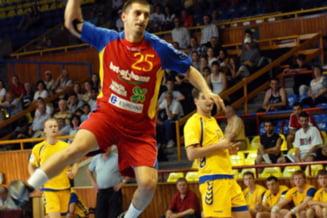 Romania rateaza calificarea la Campionatul Mondial de handbal, dupa un baraj cu Suedia