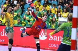 Romania rateaza finala Campionatului Mondial de handbal dupa un meci de infarct